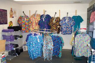Tucson scrubs, medical uniforms