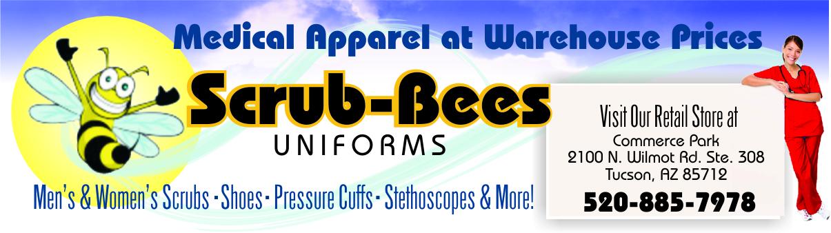Scrub Bees Apparel